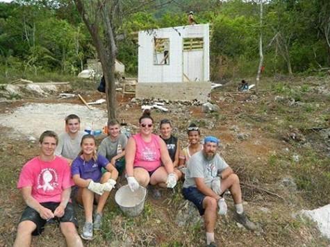 Tonka teens take to Jamaica to rebuild homes