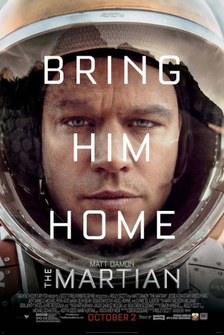 """The Martian"" informs and entertains"