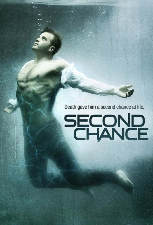 Official television poster for Second Chance.