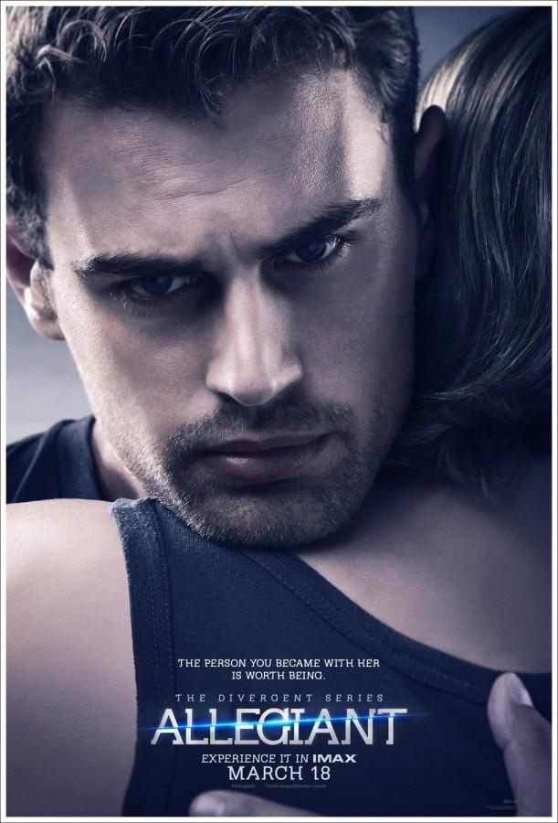 Official Allegiant movie poster