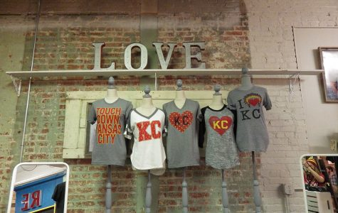 Clayre's Kansas City adventures: First Friday