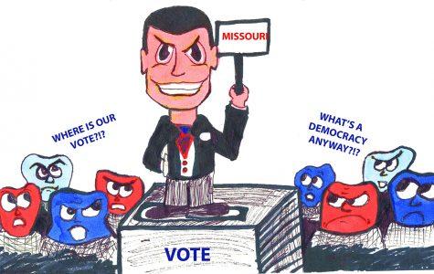 Electoral College corrupts democracy