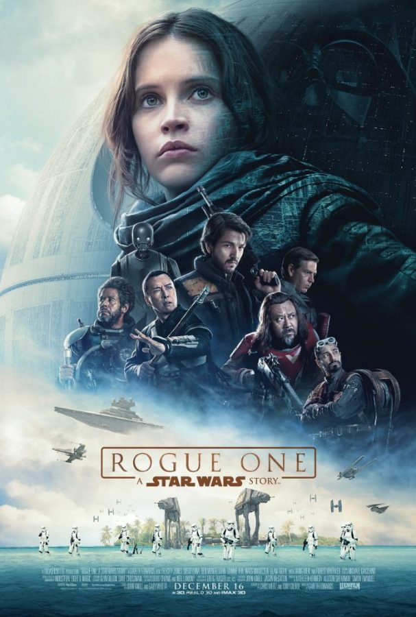 Official movie poster courtesy of Lucasfilm.
