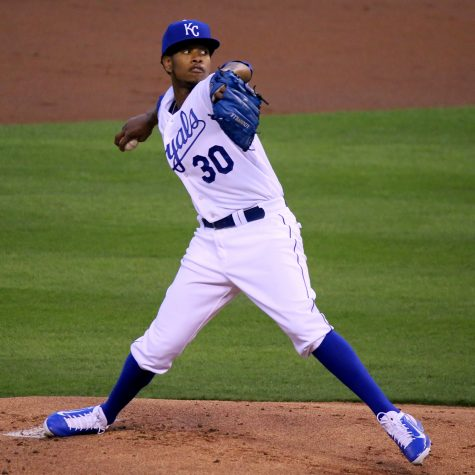 Yordano Ventura dies in a car accident
