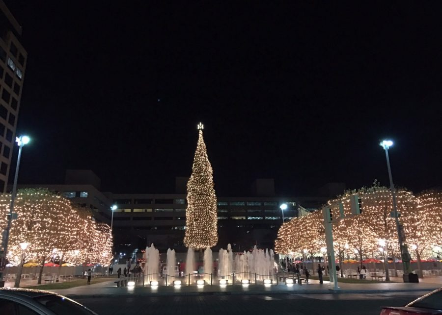 Clayre\'s Kansas City adventures: Christmas in Kansas City – TONKA NEWS