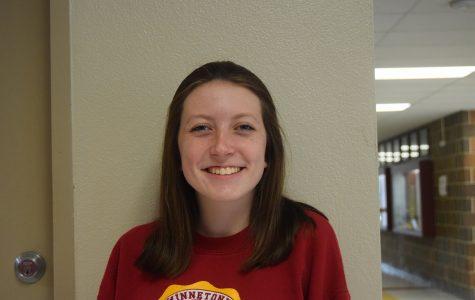 Emma Jameson; junior class secretary