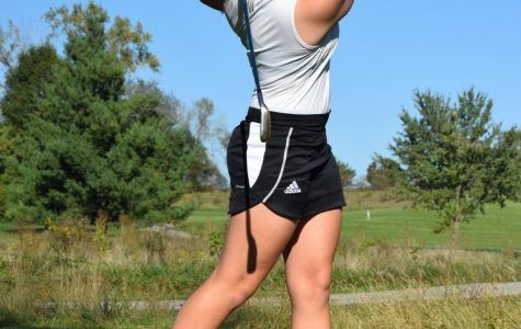 Golfing to a tee
