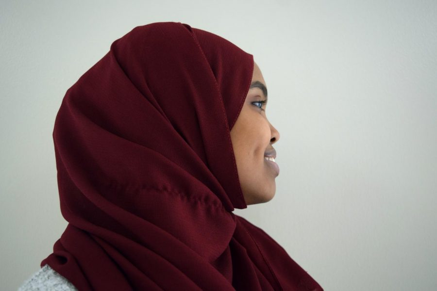 Senior Arfon Abdi was instrumental in recruiting students to join the Muslim Student Association and continues to organize activities that promote a better understanding of Islamic. Read more about her story in