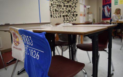 Flu epidemic affects students, staff