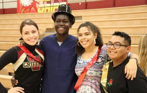 2018 Homecoming candidates revealed at Fall Sports Assembly