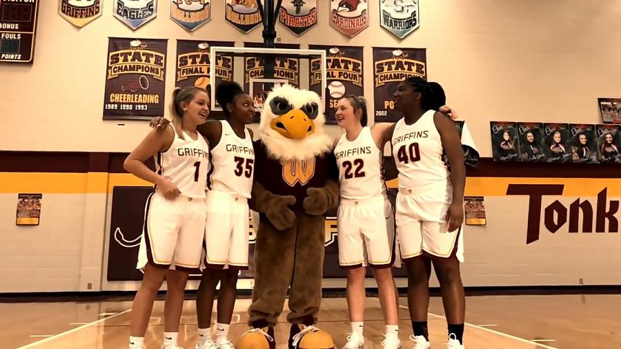 2018 Lady Basketball Hype Video