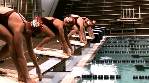 2018 Girls Swim & Dive Hype Video