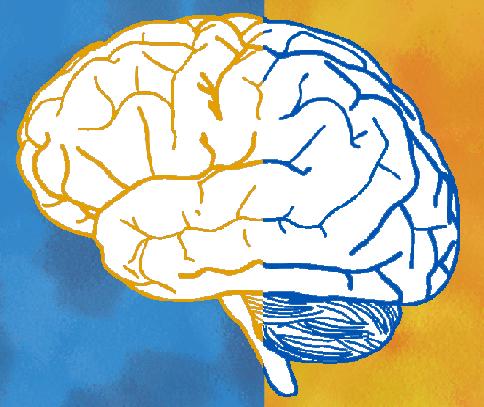 The brain blues