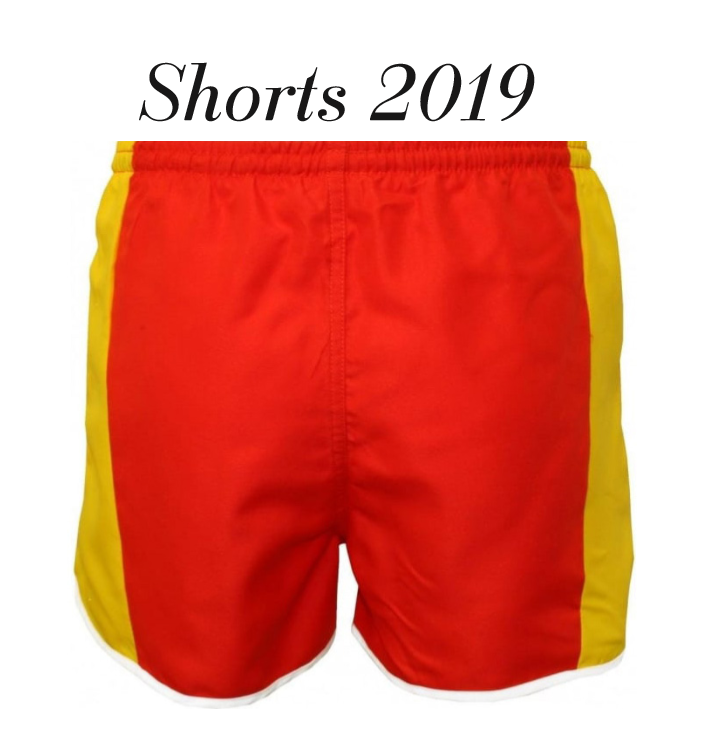 Senior Shorts are finally here