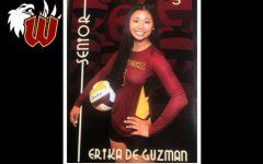 Activities Student of the Week: Erika DeGuzman, Sept. 16