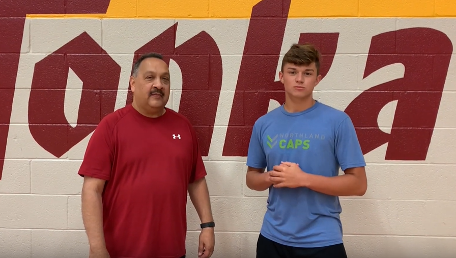 N2 Sports Interview: Cozmo Crum with Volleyball Coach Espinoza