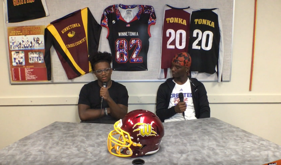 N2 Sports Interview: Kaleb Phillips with Quarterback Javon Saddlwhite