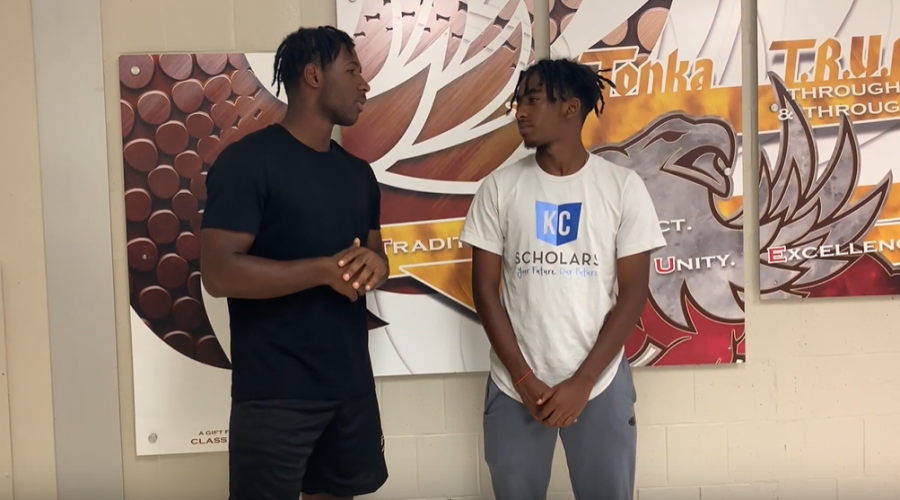 N2 Sports Interview: Dre Fanning with senior soccer player Even Ghebrai