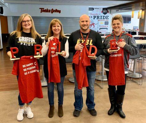 Tonka educators receive PRIDE awards