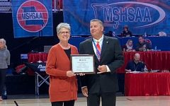 Assistant Principal named MSHSAA Volleyball Official of the Year