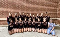 Cheer team wins state title
