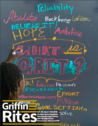 Griffin Rites Vol. 50, Issue 1