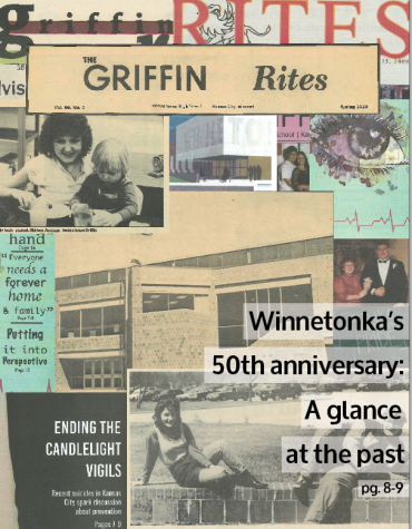 Griffin Rites, Spring, Vol. 50, Issue 3
