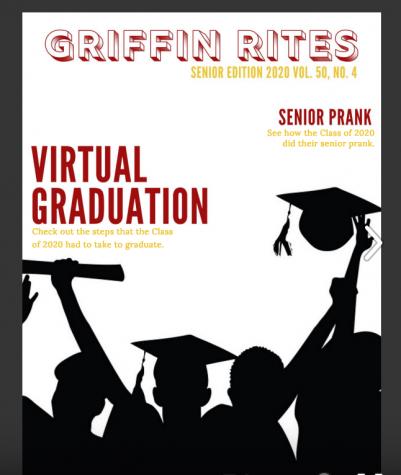 Griffin Rites Senior Issue 2020