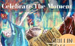 Griffin Rites Literary Magazine 2021- Celebrate the Moment
